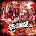 Traphouse Radio 11 mixtape cover art