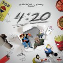 4:20 The Mixtape 2012 Edition mixtape cover art