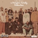 A Dungeon Family Dedication mixtape cover art