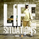 BIGG - Life Situations mixtape cover art