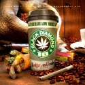 Black Diamond 10 (Koffee And Kush Edition) mixtape cover art