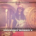 BP Da Realist - Country Money 4 mixtape cover art