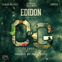 Edidon - OG Est. 1992 (Hosted By Mike Epps) mixtape cover art