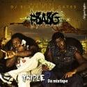 FBABG - Triple P (P*ssy, Pradas & Pistols) mixtape cover art
