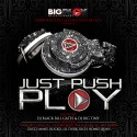 Just Push Play mixtape cover art