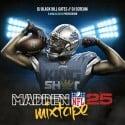 Madden 25 Mixtape mixtape cover art