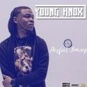 Young Knox - Perfect Timing mixtape cover art
