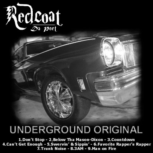 Redcoat Da Poet x DJ Black Bill Gates – Underground Original [Mixtape]