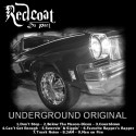 Redcoat Da Poet - Underground Original mixtape cover art