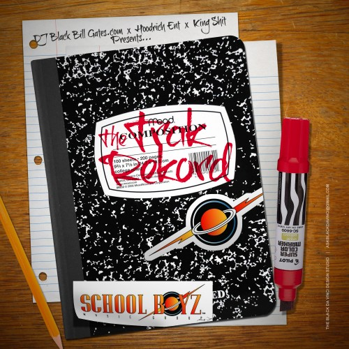 Schoolboyz Music Group x DJ Black Bill Gates – The Trak Rekord [Mixtape]