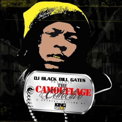 DJ Black Bill Gates Presents The Camoflauge Collective (R.I.P.) [Mixtape]