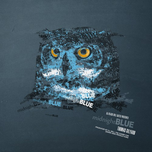 Thomas Gilyard x DJ Black Bill Gates – Midnight Blue [Mixtape]