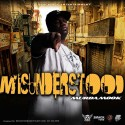 Murda Mook - Misunderstood mixtape cover art