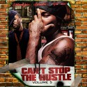 Can't Stop The Hustle, Vol. 5 mixtape cover art
