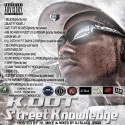 K.Dot - Street Knowledge (Hosted By VL Mike) mixtape cover art