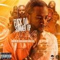 F*ck Da Summer Up 2016 mixtape cover art