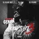 Hood Shit The Mixtape 3 (Hosted By Strap Da Fool) mixtape cover art