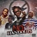 No Handouts mixtape cover art
