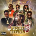 Street Titans 3 mixtape cover art
