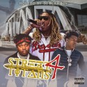 Street Titans 4 mixtape cover art
