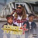 Street Titans 4 mixtape cover art