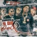 Strictly 4 Da Block 6 mixtape cover art