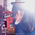 Poonie P - 3 P'z mixtape cover art