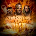 Arsonist District mixtape cover art