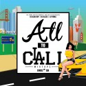 ATL To Cali mixtape cover art