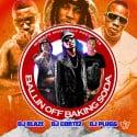 Ballin' Off Baking Soda mixtape cover art
