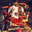 Cash Money Squad mixtape cover art