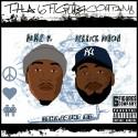 Dame P. & Derrick Duncan - #ThaJointEP mixtape cover art