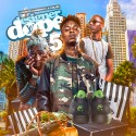 Designer Dope 5 mixtape cover art