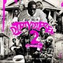 Dirty Diesel 2 mixtape cover art