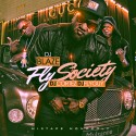 Fly Society mixtape cover art