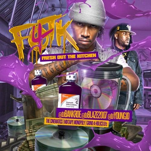 My Kitchen Gucci Mane: DJ Blaze, DJ Young JD, DJ Bankroe