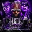 Hustle Till We Die mixtape cover art