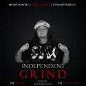 Independent Grind mixtape cover art