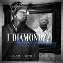 J Diamondzz - The Gucci Wilson Story (From A Worker 2 A Boss) mixtape cover art