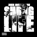 John John Da Don - Shrug Life mixtape cover art