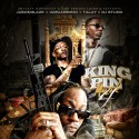 Kingpin Muzik 4 mixtape cover art