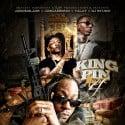 Kingpin Muzik 4 mixtape cover art