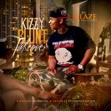 Kizzy Blunt - The Takeover mixtape cover art
