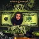 Konverse Kali - Your Neighborhood White Boy mixtape cover art