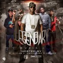 Legendary Muzik mixtape cover art