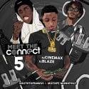 Meet The Connect mixtape cover art