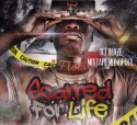 Monroe Flow - Scarred For Life mixtape cover art