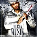Murda Musik 2 (Hosted By LA Da Boomman) mixtape cover art