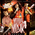 Murda Musik 4 (Hosted By Frenchie) mixtape cover art