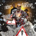 Only The Strong Survive 3 mixtape cover art